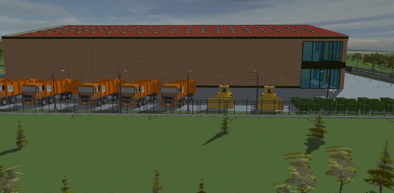 MSW factory model 2