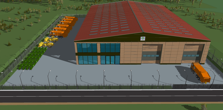 MSW factory model 6